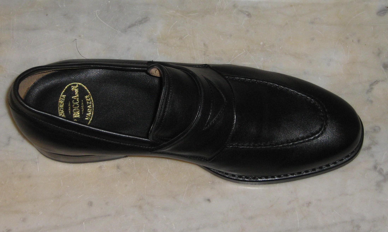 Mocassino morbido – 9501 –Charme Nero